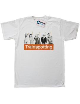 Trainspotting Cult Movie Film Poster T Shirt 1996 90's Danny Boyle Ewan Mc Gregor by Etsy