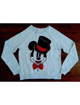 Brand New Forever 21 Disney's Mickey Mouse Women's Sweatshirt Sweater by Unbranded