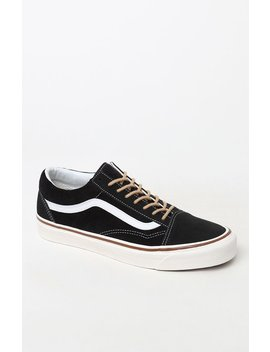 Vans Anaheim Factory Old Skool 36 Dx Black Shoes by Pacsun