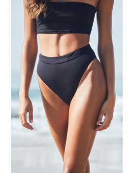 Billabong Sol Searcher High Rise Bikini Bottom by Pacsun