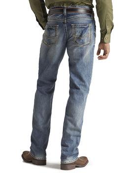 Ariat M5 Ridgeline Medium Wash Jeans by Ariat