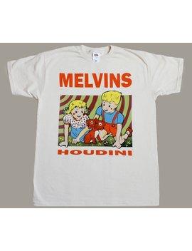 Melvins Houdini Sludge Metal Stoner Rock Fantomas New Natural Color T Shirt by Etsy