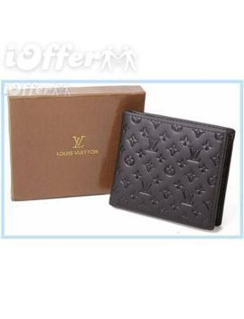 New Wallet Black Brand New Men Leather by I Offer