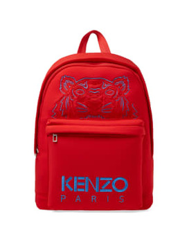 Kenzo Neoprene Tiger Backpack by End.