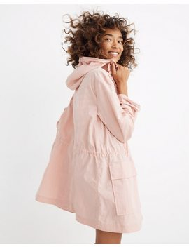 Anorak Raincoat by Madewell