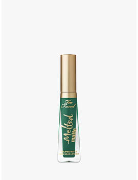 Too Faced Melted Matte Liquified Long Wear Lipstick, Wicked by Too Faced