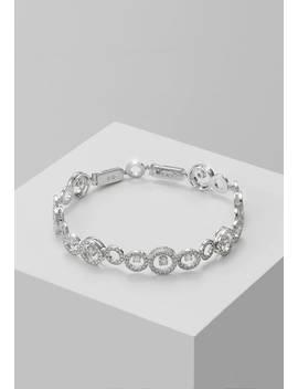 Creativity Bracelet   Armband   Silver by Swarovski