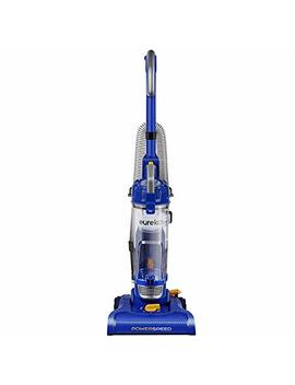 Eureka Neu182 A Power Speed Lightweight Bagless Upright Vacuum Cleaner, Blue by Eureka