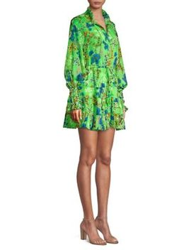 Eden Floral Jaila Dress by Alexis