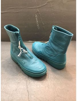 W Nike Air Jordan Aj1 Jester Xx Boot [Ao1265 300] Teal No Utility Lv8 Af Sz 6.5 by Ebay Seller