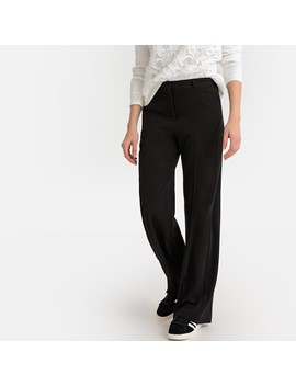 "Wide Leg Trousers, Length 32.5"" by La Redoute Collections"