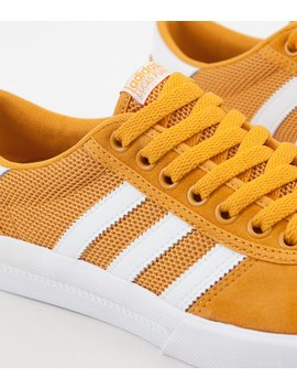 Adidas Lucas Premiere Shoes   Tactile Yellow / White / White by Adidas