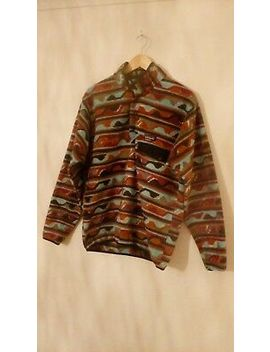 Patagonia Synchilla Fleece Size Medium by Ebay Seller