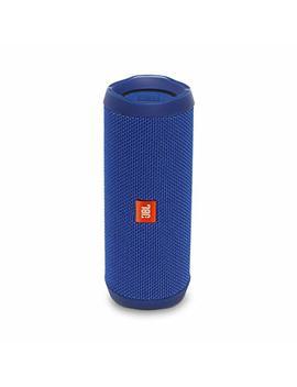 Jbl Flip 4 Waterproof Portable Bluetooth Speaker (Blue) by Amazon
