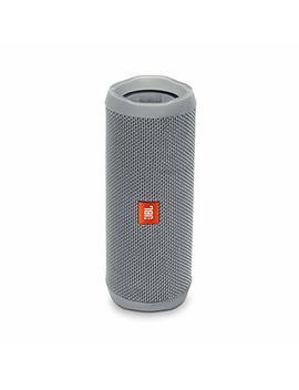 Jbl Flip 4 Waterproof Portable Bluetooth Speaker (Gray) by Amazon