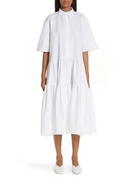 Primrose Shirtdress by Cecilie Bahnsen