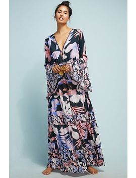 Maaji Flowery Skies Cover Up Dress by Maaji