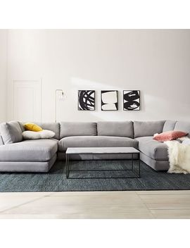 Haven U Shaped Sectional by West Elm