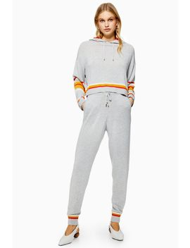 Petite Joggers With Cashmere by Topshop