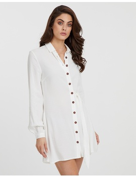 Iconic Exclusive   Neptune Shirt Dress by Atmos&Here