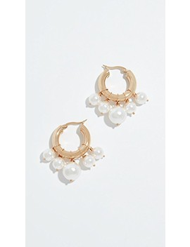 Lolita Huggie Earrings by Shashi
