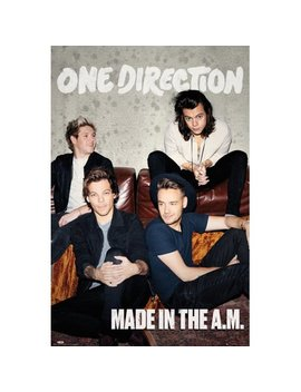 One Direction Made In The A.M (Global) Poster Print (24 X 36) by Rolled Poster