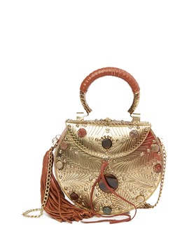 Silvia Hard Box Crossbody Bag by Sam Edelman