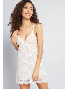 Only In Dreams Lace Nightgown by Modcloth