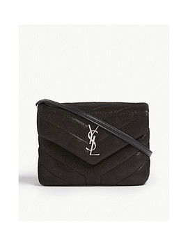 Toy Lou Lou Quilted Leather Shoulder Bag by Saint Laurent