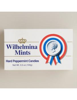 Wilhemina Peppermint Box by World Market