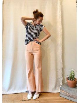 Paloma Wool Wadi Velvet Pant   Light Pink by Garmentory
