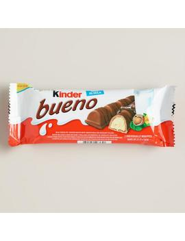 Kinder Bueno 3 Pack, Set Of 5 by World Market
