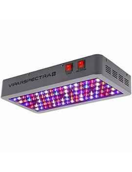 Viparspectra Reflector Series 450 W Led Grow Light Full Spectrum For Indoor Plants Veg And Flower, Has Daisy Chain Function by Viparspectra