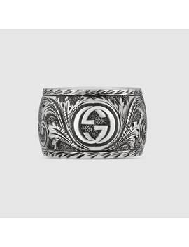 Gucci&Nbsp;Garden Ring Aus Silber by Gucci