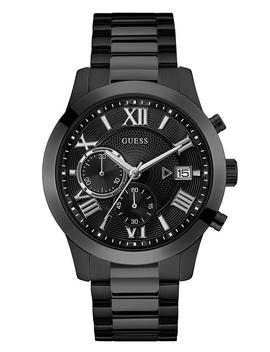 Sport Black Analog Watch by Guess