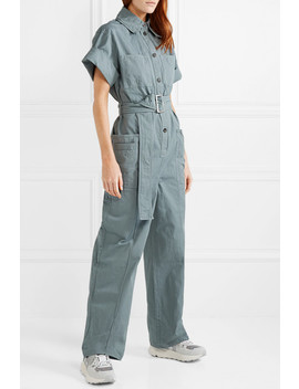 Phyllis Cotton Twill Jumpsuit by Acne Studios