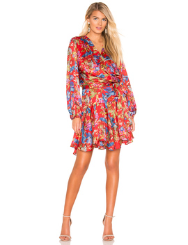 Catalina Robe Dress by Bronx And Banco