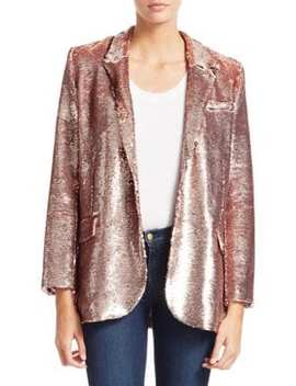 Kate Sequin Blazer by Iro