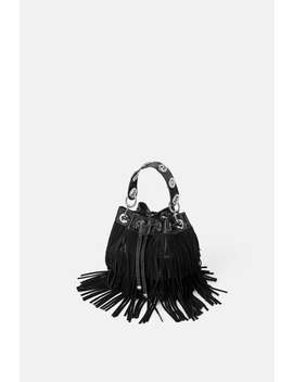 Bolso Saco Flecos Estampado Animal  Bolsosmujer New Collection by Zara