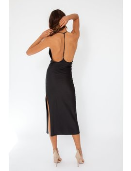 Anu Dress   Black by Style Addict