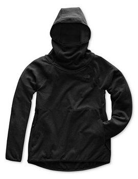 Alpine Pullover Fleece Hoodie by The North Face