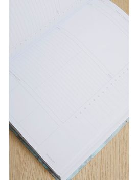 Ohh Deer – Terminkalender Im Achatdesign In Blau by Ohh Deer Shoppen