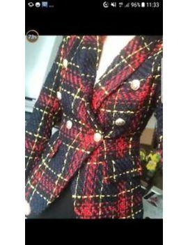 Balmain Style Blazer by Ebay Seller