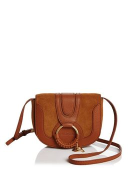 Hana Suede Crossbody by See By Chloé