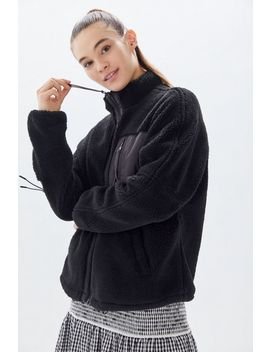 Iets Frans… Fleece Zip Up Jacket by Iets Frans...