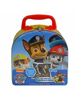 Spin Master Paw Patrol Tin Chalk Set by Spin Master