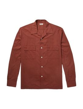 Camoshita By United Arrows Checked Shirt   Shirts by Camoshita By United Arrows
