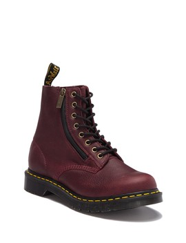 1460 Pascal Zip Up Boot by Dr. Martens