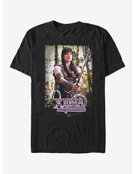 Xena Poster T Shirt by Hot Topic