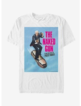 Naked Gun Poster T Shirt by Hot Topic